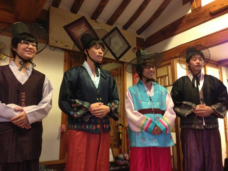 韓国文化体験